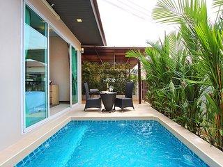 The Ville Jomtien Pool Villa Resort 2 Bed (B31) - Pattaya vacation rentals