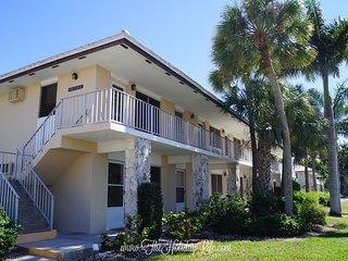 Aquarius - Coastal Modern Condo Walking Distance to Residents' Beach! - Marco Island vacation rentals