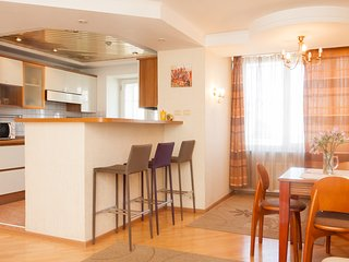 Nice Condo with Central Heating and Television - Samara vacation rentals