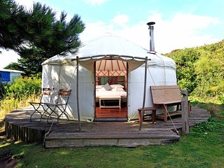 Boscawen, Yurt, The Park  located in Newquay, Cornwall - Newquay vacation rentals
