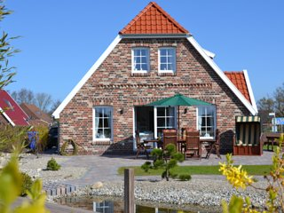 Nice House with Deck and Television - Nessmersiel vacation rentals