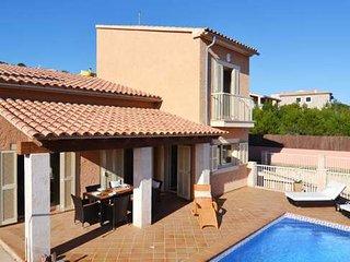 Luxusferienhaus Casa Leon mit Meerblick - Cala Mesquida vacation rentals