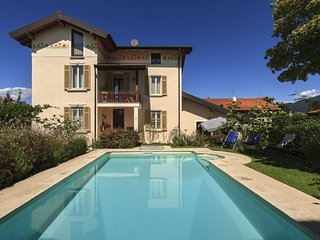 Pleasant private holiday home with pool - Besozzo vacation rentals