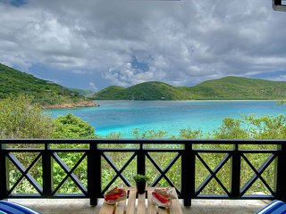 Bright 2 bedroom Villa in Scrub Island - Scrub Island vacation rentals