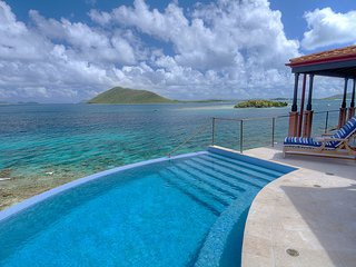 Gorgeous 4 bedroom Scrub Island Villa with Television - Scrub Island vacation rentals
