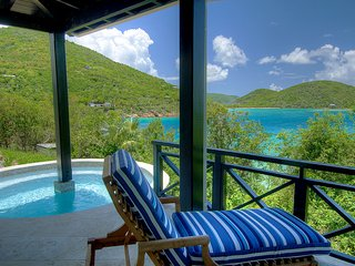 Gorgeous 2 bedroom Villa in Scrub Island with Television - Scrub Island vacation rentals