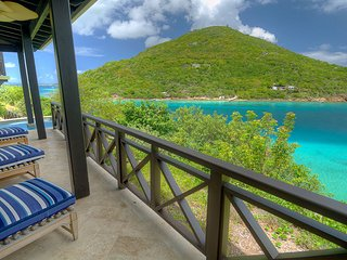 Gorgeous Villa with Television and Waterfront - Scrub Island vacation rentals