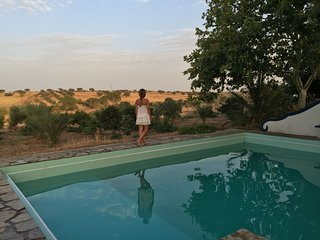 Nice House with Internet Access and A/C in Mertola - Mertola vacation rentals