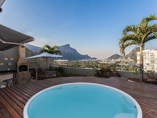 W01.328 - Penthouse 2 Suites Leblon - Rio de Janeiro vacation rentals