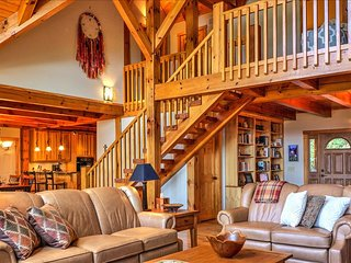 The Aerie - Experience the Blue Ridge - Escape To The Mountain Top - Sylva vacation rentals