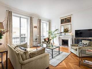 Saint Germain Luxury Two Bedroom - Paris vacation rentals