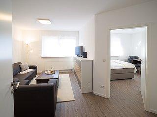 Serviced apartments - Wohnen auf Zeit - Huettlingen vacation rentals