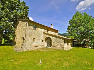 Villa Porcareccia with private swimming pool - Sarteano vacation rentals