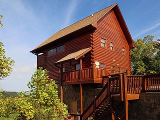Chocolate Moose the premier cabin that everyone can count on! - Sevierville vacation rentals