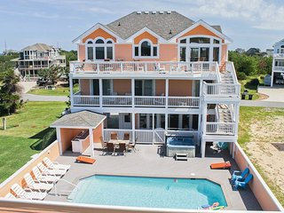 Spacious 6 bedroom Salvo House with Elevator Access - Salvo vacation rentals