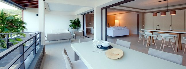 Wahoo - Ideal for Couples and Families, Beautiful Pool and Beach - Saint Barthelemy vacation rentals