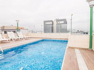Jc10: Condo With pool - Lima vacation rentals