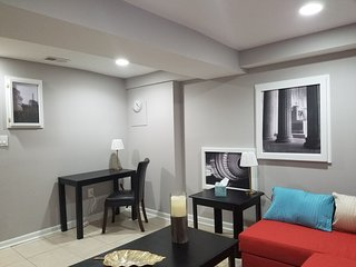 Private In-Law Basement Apt w/Free Parking - NW DC - Washington DC vacation rentals