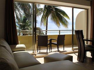 Ocean Plaza 2BR Ocean View by KVR - Playa del Carmen vacation rentals