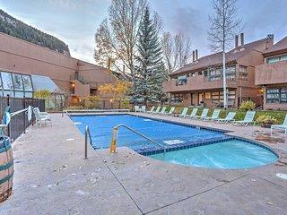 NEW! 4BR Vail Condo w/ Pool & Hot Tub Access! - Vail vacation rentals