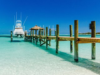Private Beachfront Retreat With Dock - George Town vacation rentals