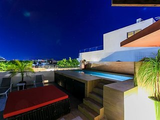 Beautiful Living In A Prime Downtown Location on 5th Avenue in Playa - Playa del Carmen vacation rentals