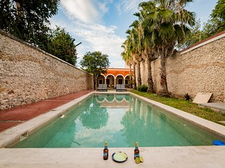 CASA HACIENDITA STUNNING HOME IN MEJORADA CENTRO - Merida vacation rentals