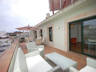 EXCELLENT DUPLEX PENTHOUSE IN TOSSA - Tossa de Mar vacation rentals