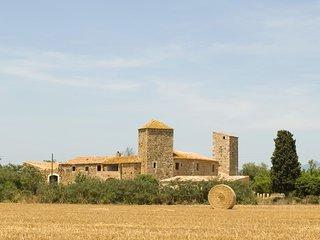 Exquisite Rustic Medieval Fortified Castle of Vallgornera - Peralada vacation rentals