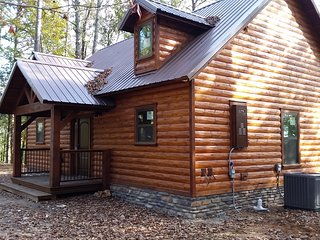Rivers Bluff Cabins - Just The Two of Us Cabin - Smithville vacation rentals