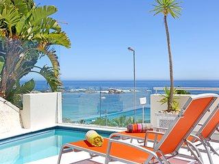 Clifton Beachfront w/ pool   Clifton Santorini - Cape Town vacation rentals