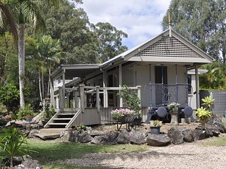 Harmony Hill - 1912 First Class Railway Carriage - Eumundi vacation rentals