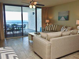 Chic Watercrest Condo - Must See! - Gulf View! - Panama City Beach vacation rentals
