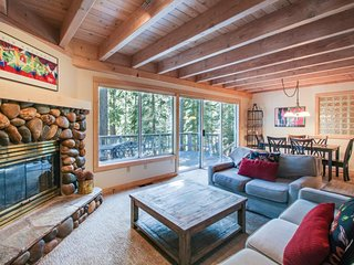Dog-friendly home w/ forest views & hot tub - remodeled & close to the lake! - Tahoe City vacation rentals