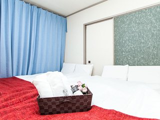 Cozy Apt Near Dotonbori MHS61 - Osaka vacation rentals