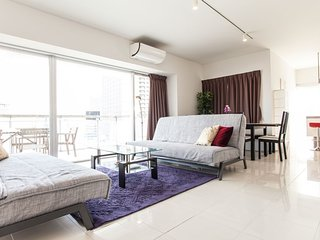 Penthouse on Dotonbori River NSK32 - Osaka vacation rentals