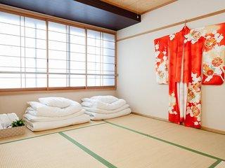 Tatami House Nipponbashi NTM16 - Osaka vacation rentals