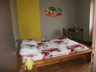 Coq'lit&co, Chambres d'hôtes à Brassac Les Mines - Brassac-les-mines vacation rentals