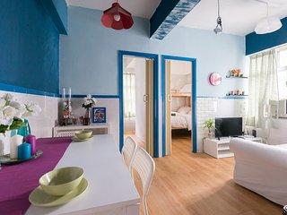 Jordan 3 bedrooms Apt next to MRT 5-8ppl 14L - Hong Kong vacation rentals