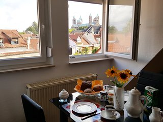 Domizil Domblick Speyer Apartment Central City, Cathedral View, quiet no traffic - Speyer vacation rentals