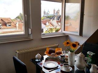 Domizil Domblick Ferienwohnung Speyer direkte City Lage, kein Durchgangsverkehr - Speyer vacation rentals