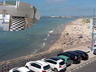 Télès, duplex T3 en front de mer - Le Portel vacation rentals