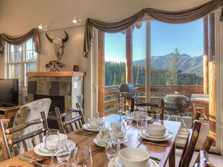 Luxury Townhome with Miles of Views - Big Sky vacation rentals