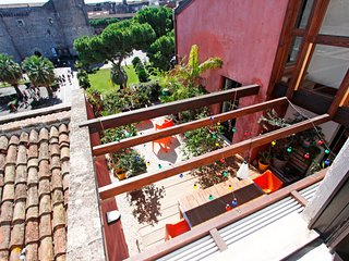 URG/HLUK Gorgeous penthouse in the heart of city - Catania vacation rentals