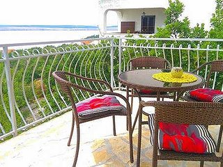 Lovely apartment with spectacular sea view - Dramalj vacation rentals