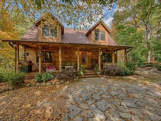 Charming House with Deck and Internet Access - Swannanoa vacation rentals
