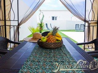 Manage YUCCA VILLA-6 WITH PRIVATE POOL (HEATED SU - Costa Adeje vacation rentals