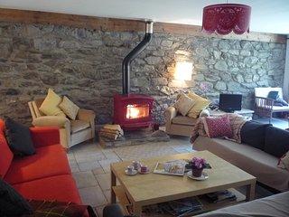 Large ski chalet, sauna ski bus Les Arcs La Plagne - Landry vacation rentals