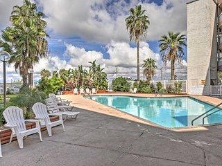 NEW! Beachfront 1BR Corpus Christi Condo w/Balcony - Corpus Christi vacation rentals
