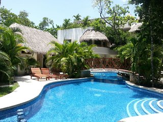 Easter Holiday!!!  Sunshine at Holiday Tulum beautiful 2 bed  minutes to beach - Tulum vacation rentals